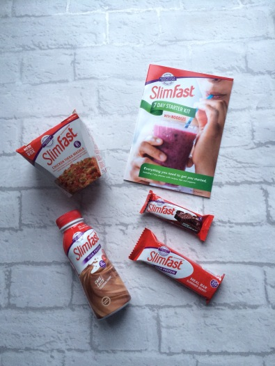 slimfast-starter-pack