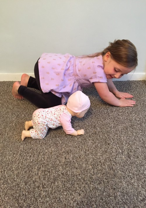 baby-annabell-learns-to-walk-crawling