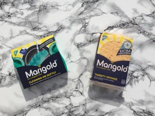 marigold-70th-birthday-thirsty-sponge-cleaning-me-softly