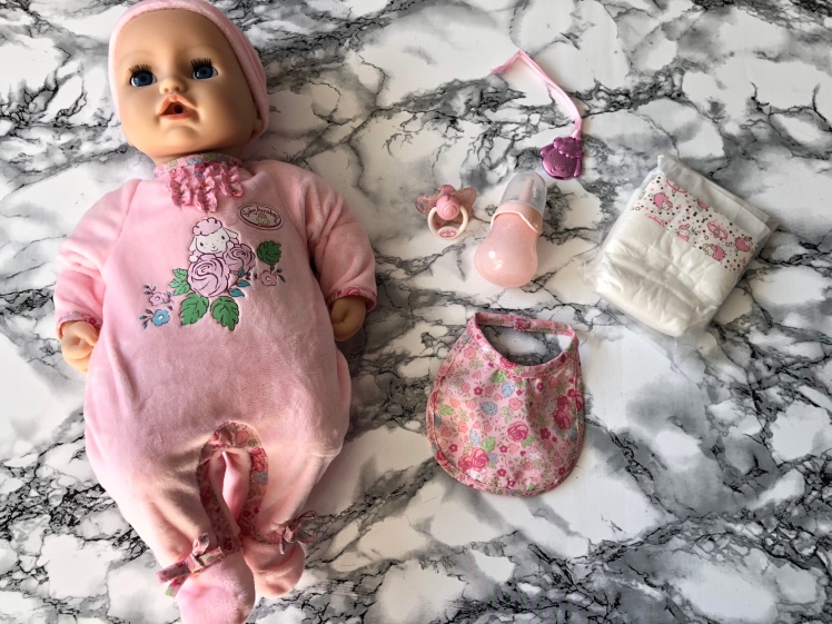 Baby-Annabell-With-Accessories