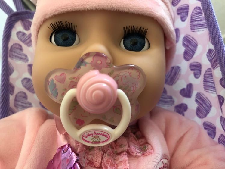 Baby-Annabell-Dummy