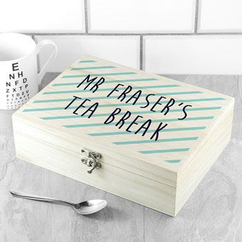 born-gifted-personalised-teachers-striped-tea-break-box-with-teas