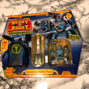 Ready 2 Robot Beatdown Battle Pack