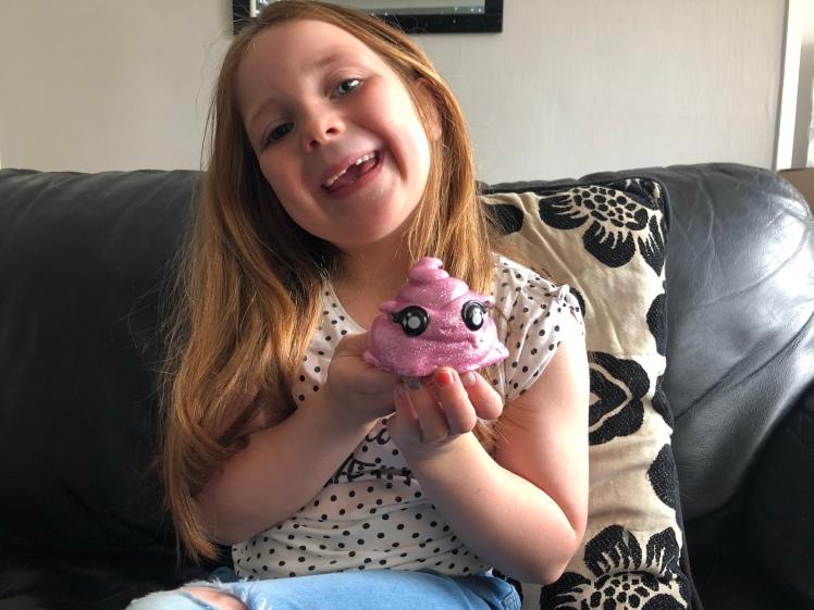 Poopsie Surprise Cutie Tooties Pink Glitter Poopsie