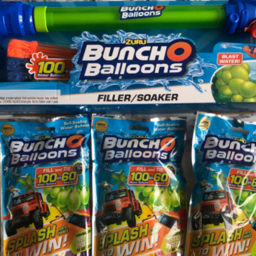 Zuru Bunch O Ballons Filler Soaker