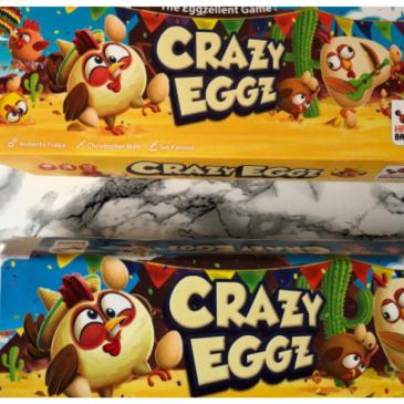 Asmodee Crazy Eggz