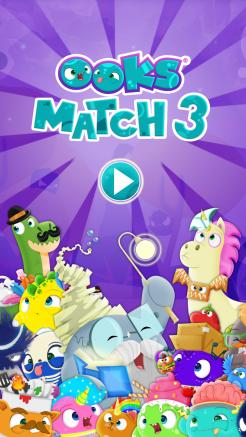 OOKS Match 3