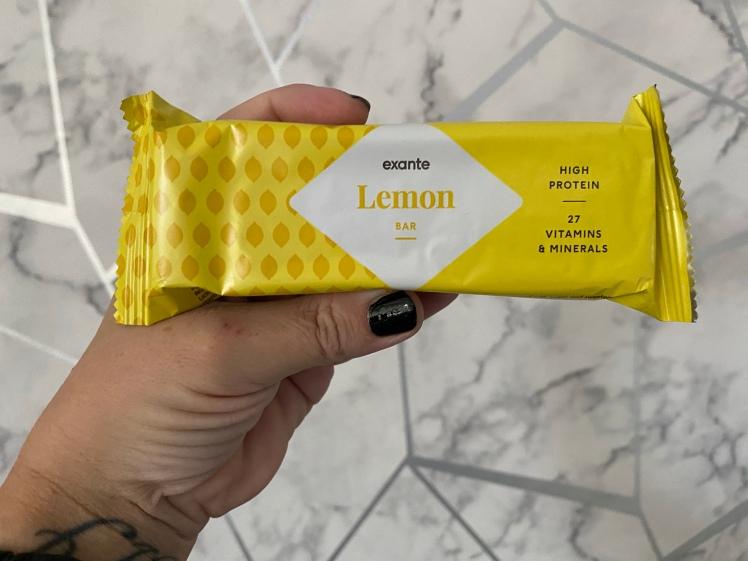 Exante Lemon Bar