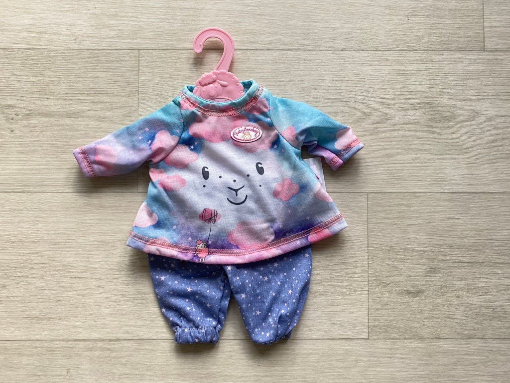Baby Annabell Sweet Dreams Nightwear