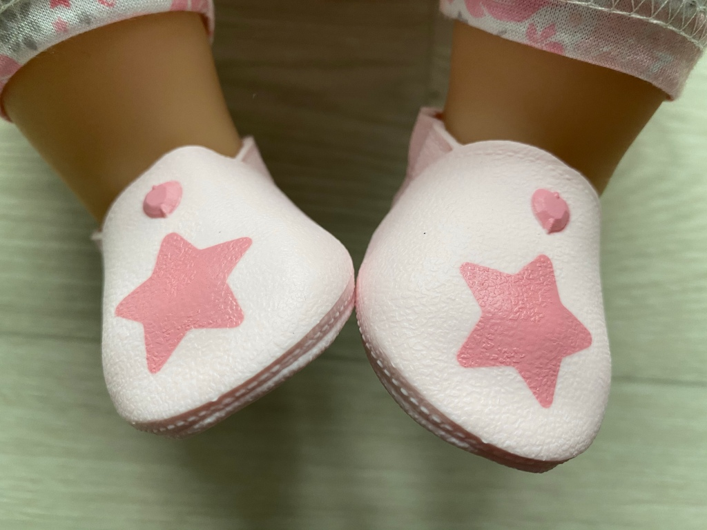 Baby Annabell Sweet Dreams Mia Shoes